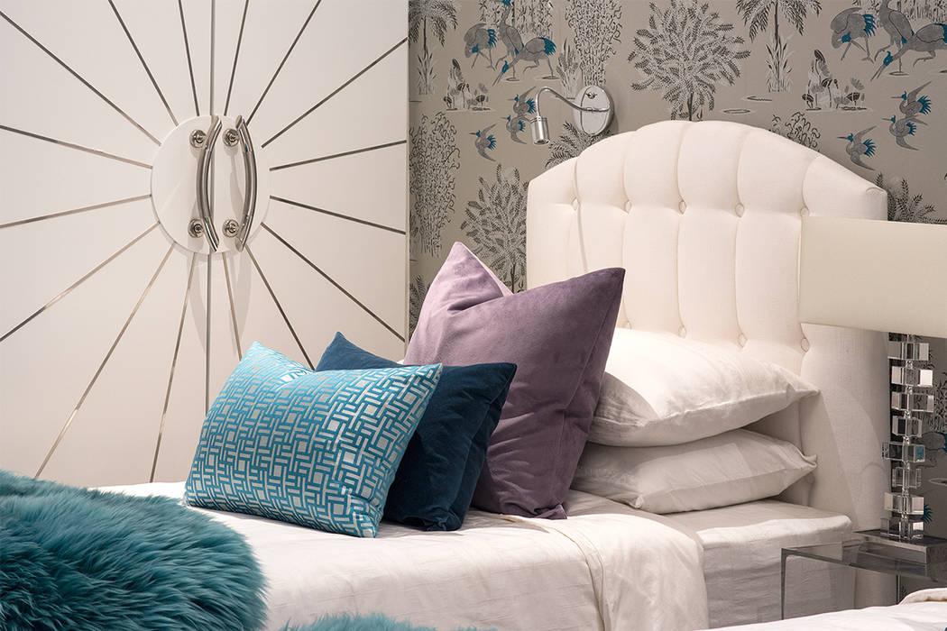 Dormitorios de estilo moderno de Design Intervention Moderno