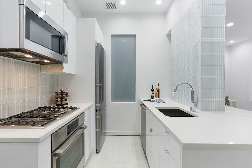 Atelier036 Ruang Makan Minimalis White