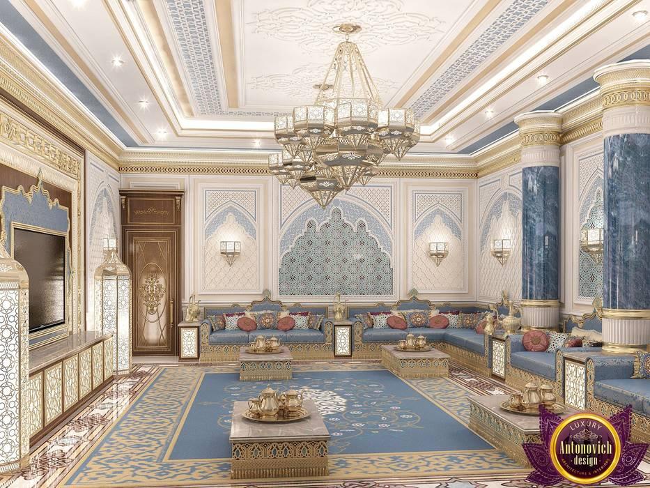 Awesome Interior Design Arabic Style Of Katrina Antonovich Living Home Interior And Landscaping Elinuenasavecom