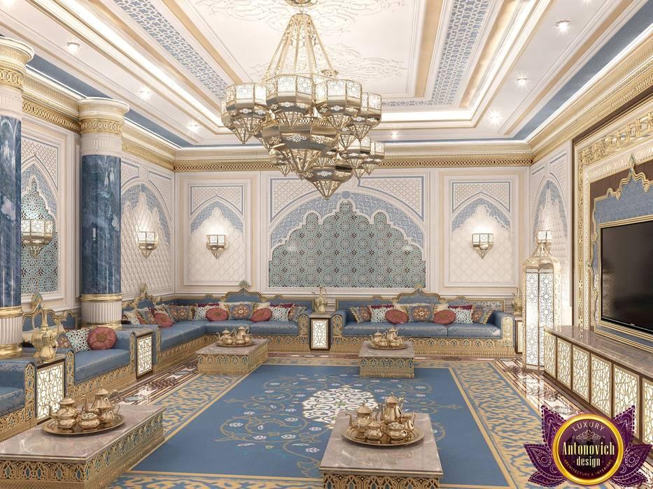 Interior Design Arabic Style Of Katrina Antonovich Living Room By Luxury
