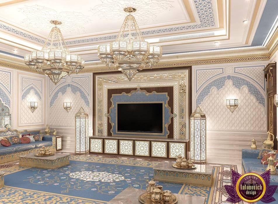 Astounding Interior Design Arabic Style Of Katrina Antonovich Living Home Interior And Landscaping Elinuenasavecom