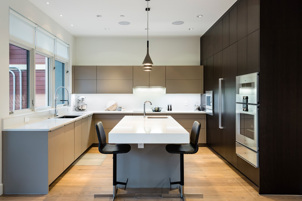 Kitchen by Alice D'Andrea Design, Modern Wood Wood effect