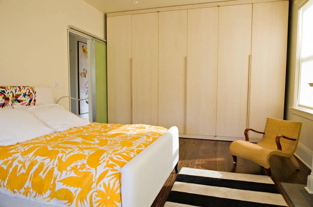 City Park Residence, New Orleans:  Bedroom by studioWTA