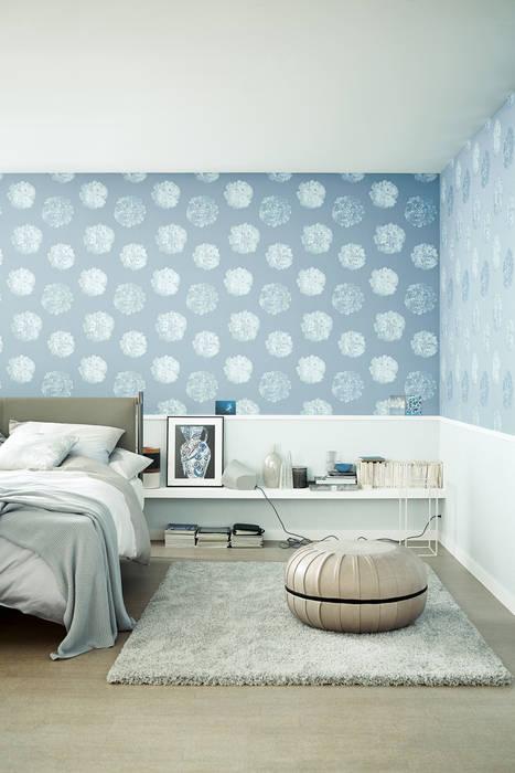 Vliestapeten 324541 & 324533 Schöner Wohnen 9: modern  von A.S. Création Tapeten AG,Modern