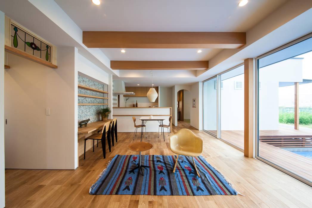 STaD(株式会社鈴木貴博建築設計事務所) 客廳