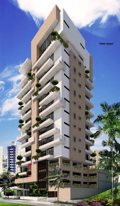 SINCELEJO - 2015 Moderne Häuser von Cabas/Garzon Arquitectos Modern