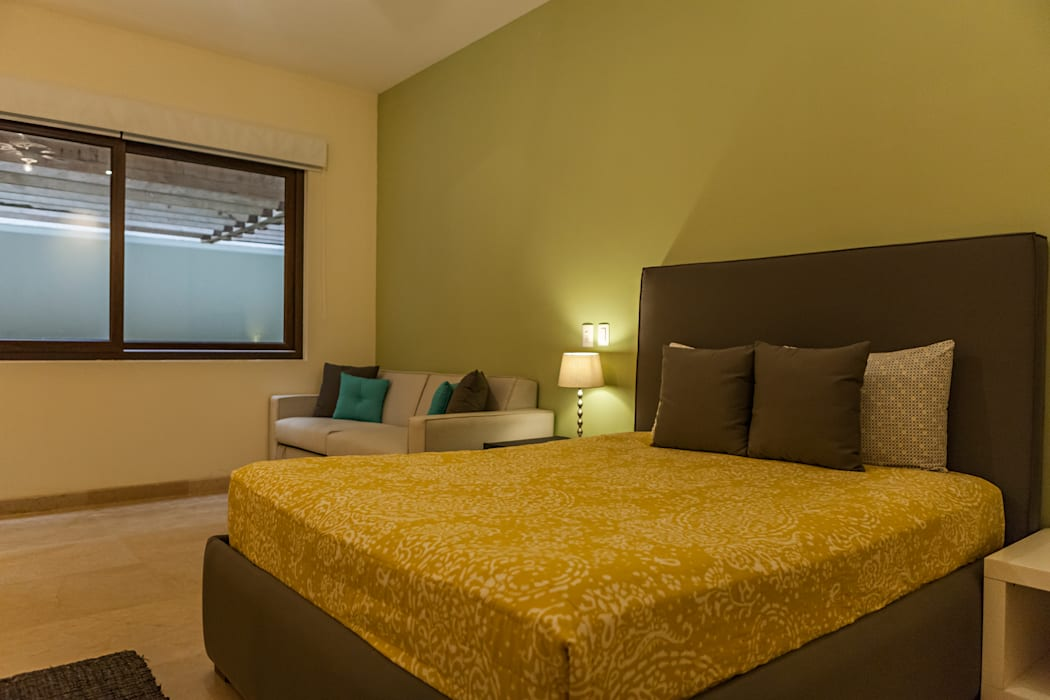 VENEROS Dormitorios modernos de MORADA CUATRO Moderno