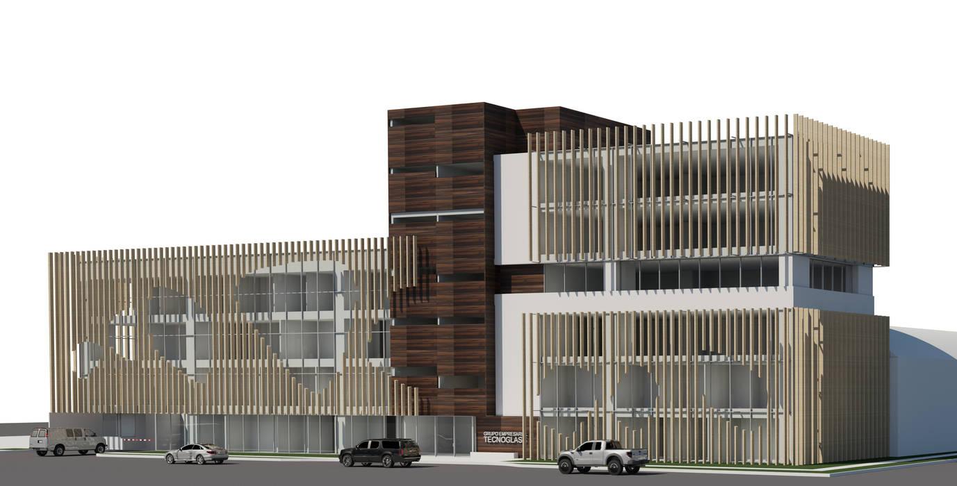 par Cabas/Garzon Arquitectos Moderne