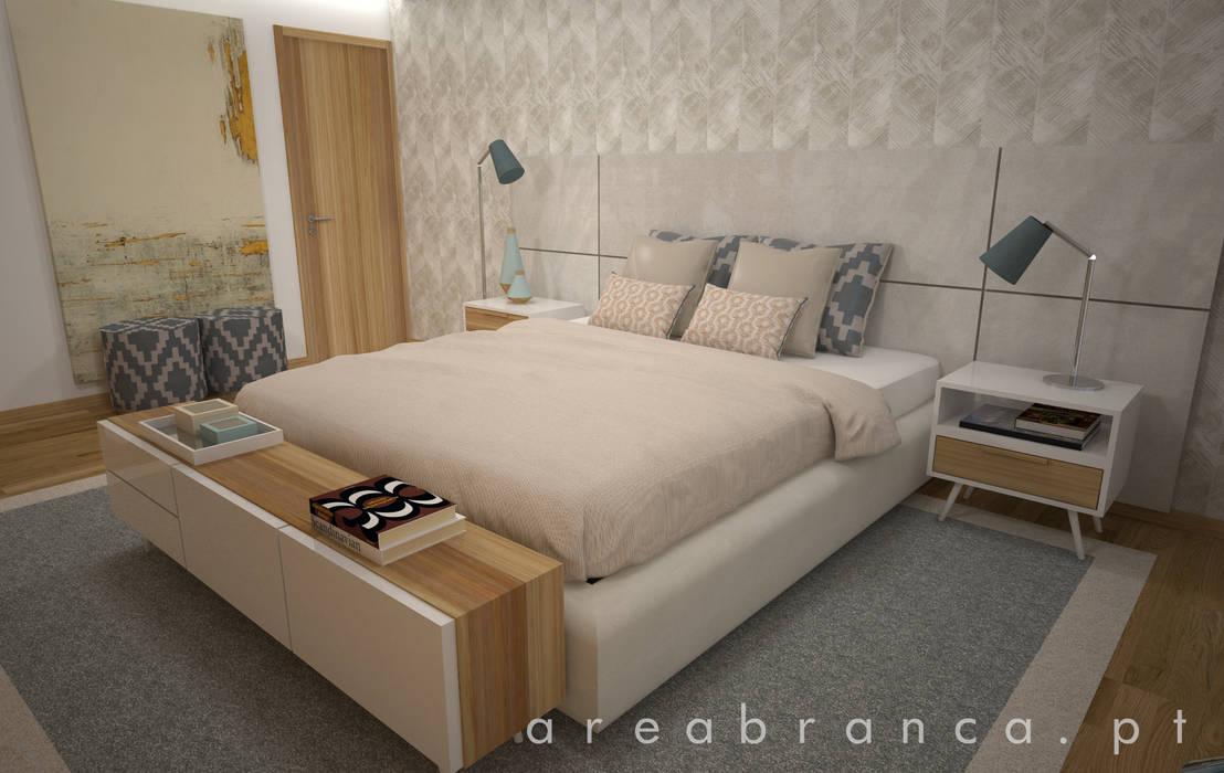 Bedroom by Areabranca, Modern