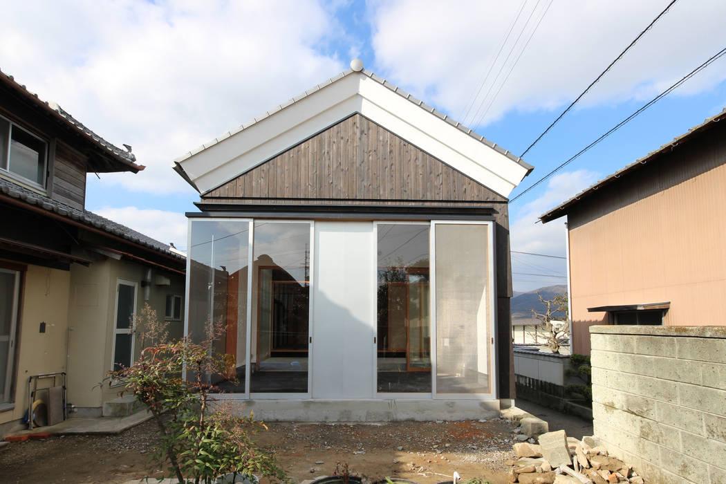 蔵、土間 の y+M design office