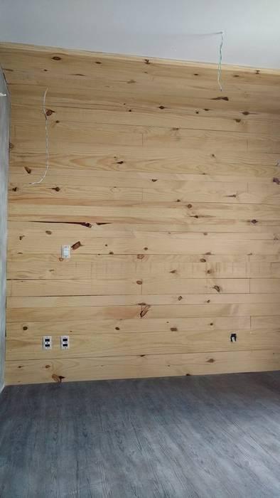 de Marcenaria gmt Rústico Madera Acabado en madera