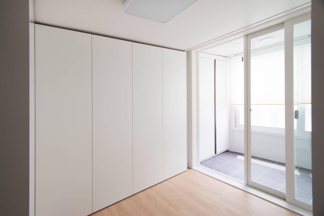 삼플러스 디자인 更衣室
