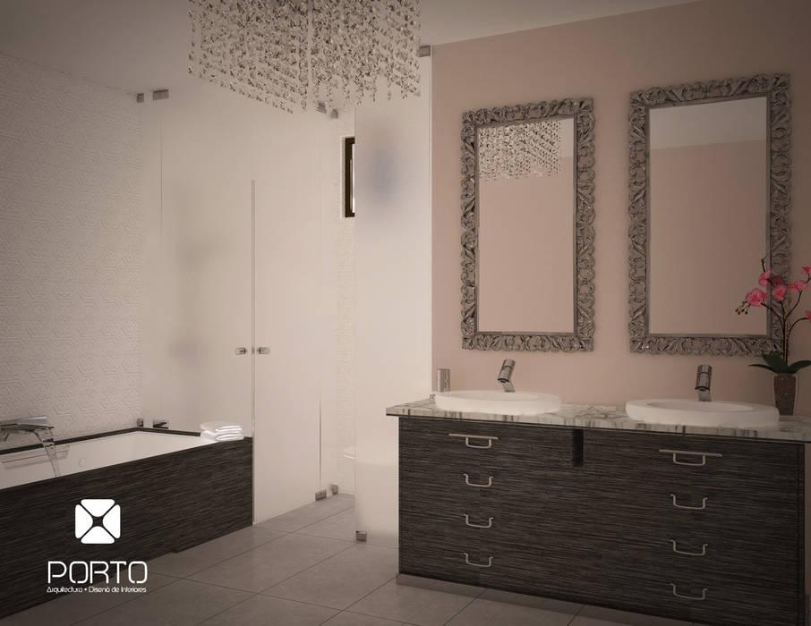 โดย PORTO Arquitectura + Diseño de Interiores