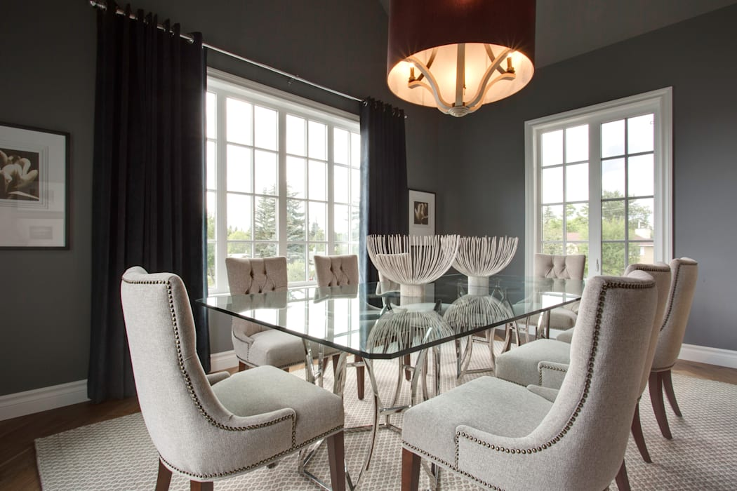 12 Tommy Prince Road SW:  Dining room by Sonata Design