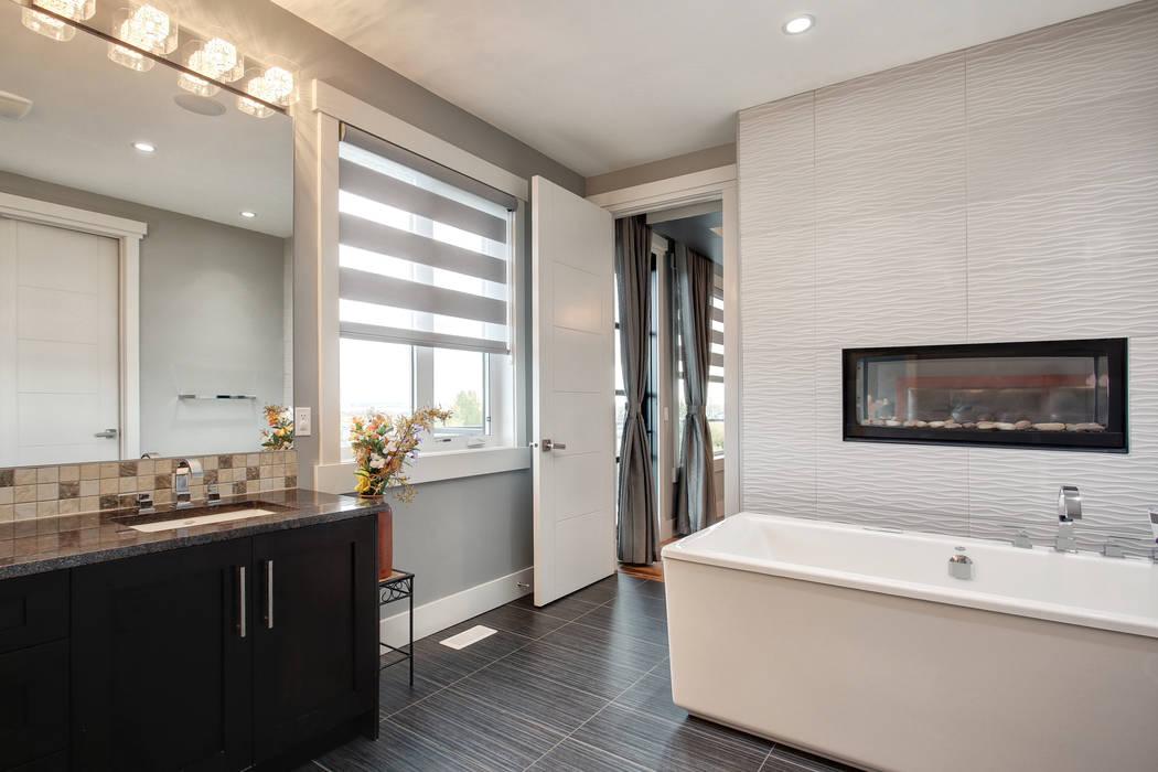 Modern bathroom by Sonata Design Modern