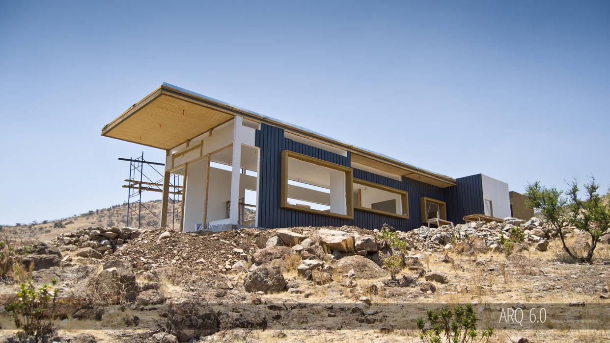 Casa Sotomayor Casas estilo moderno: ideas, arquitectura e imágenes de homify Moderno Metal