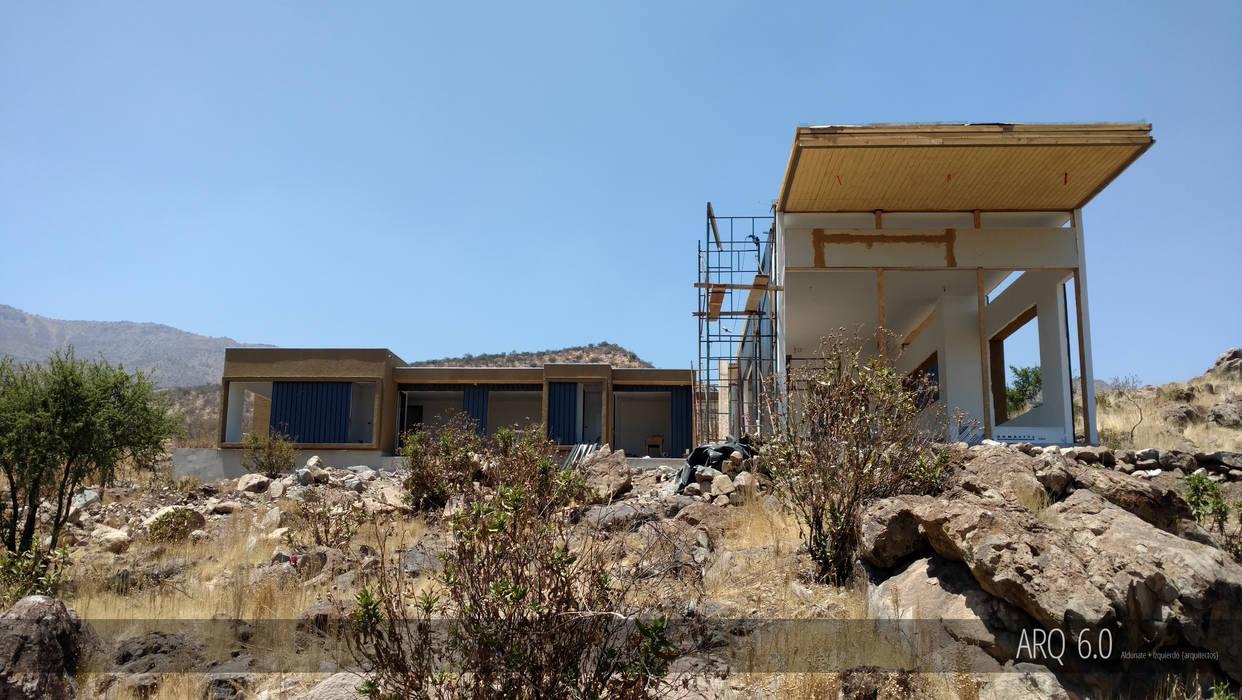 Casa Sotomayor Casas estilo moderno: ideas, arquitectura e imágenes de homify Moderno Tableros de virutas orientadas