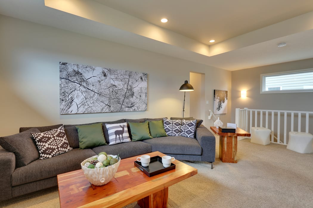 Moderne Wohnzimmer von Sonata Design Modern