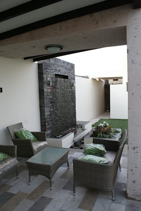 Daniel Teyechea, Arquitectura & Construccion Moderner Balkon, Veranda & Terrasse