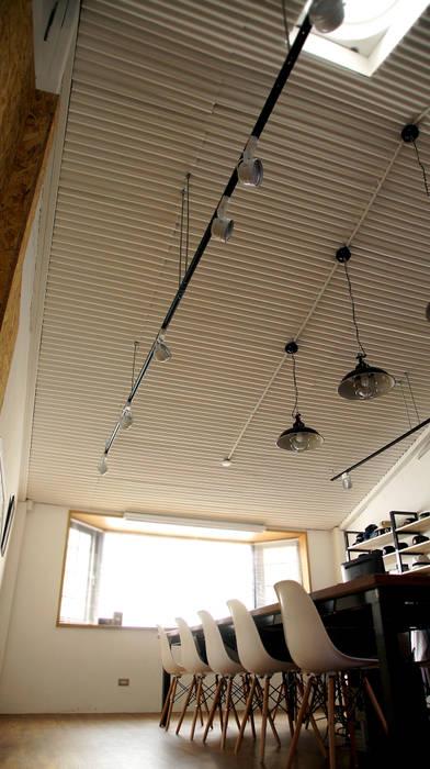 北歐工業風 辦公空間 根據 光島室內設計 北歐風