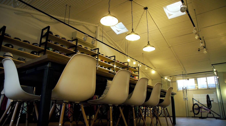 北歐工業風 辦公空間 光島室內設計 辦公室&店面