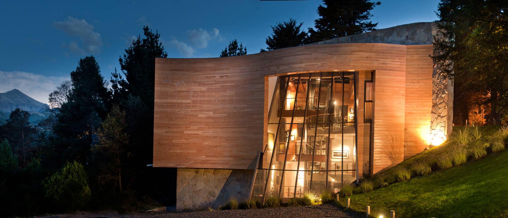 Bureau moderne par Sidoni&Asoc Moderne