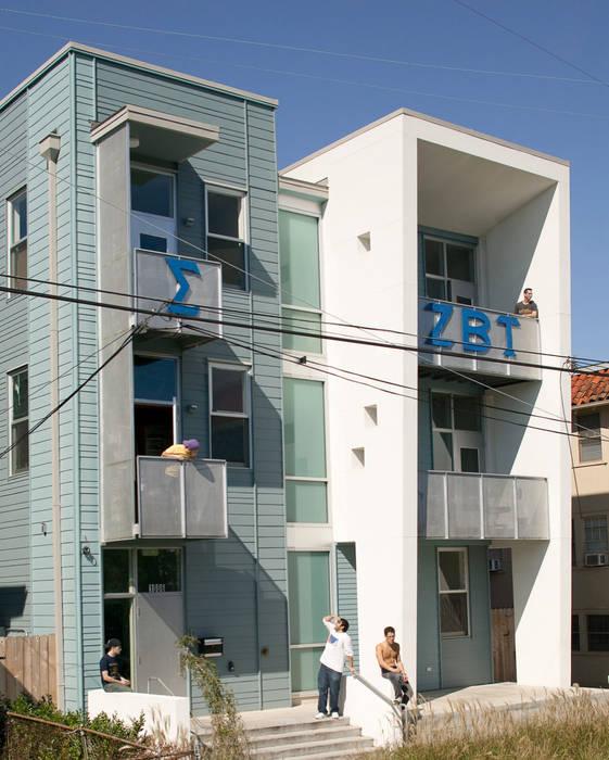 Zeta Beta Tau  Fraternity House Reconstruction:  Houses by studioWTA