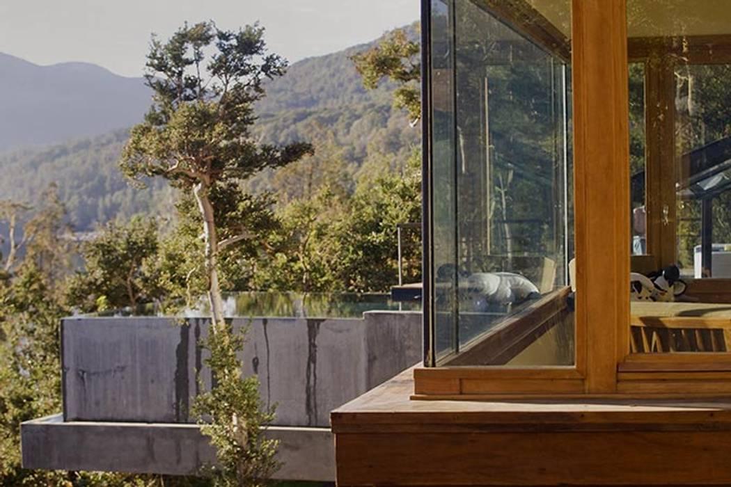 Vivienda Unifamiliar: Casas de estilo  por Sidoni&Asoc