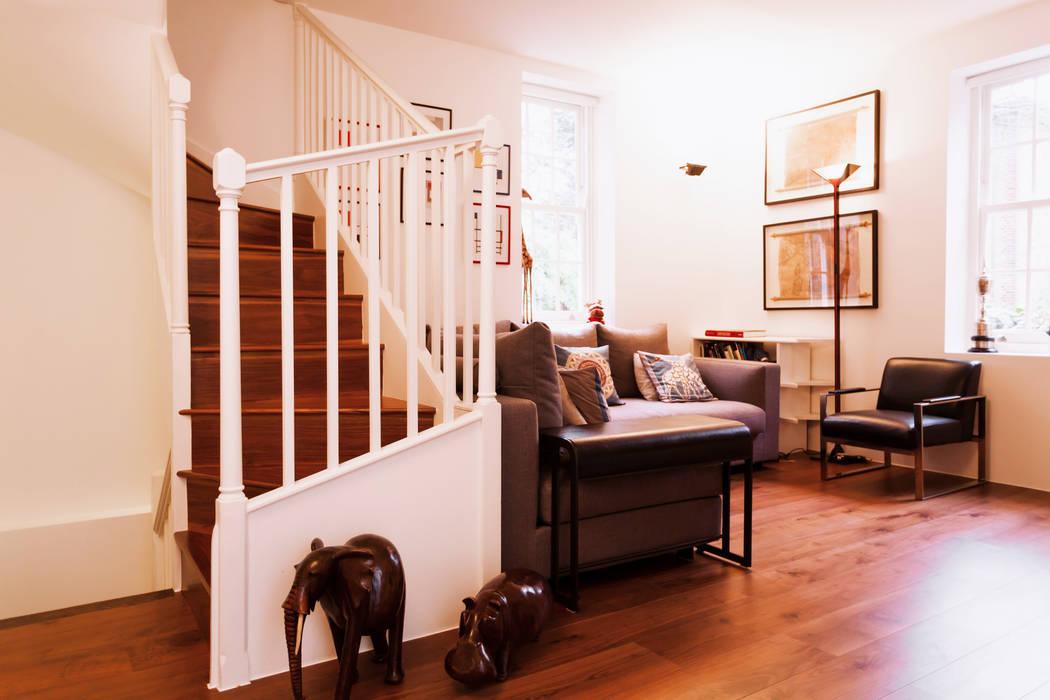 Extension & House Renovation SW18 - London by Diamond Constructions Ltd Modern