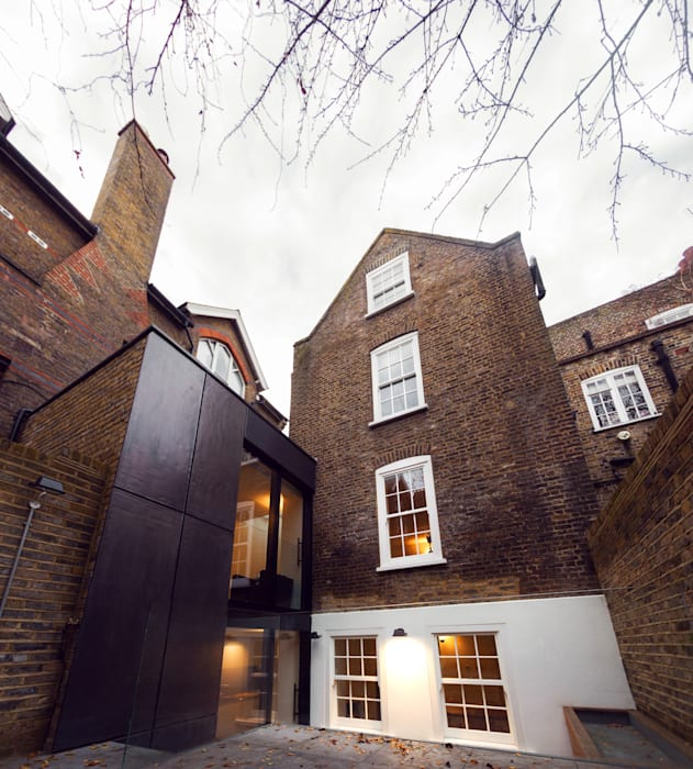 Extension & House Renovation SW18 - London Diamond Constructions Ltd Modern houses