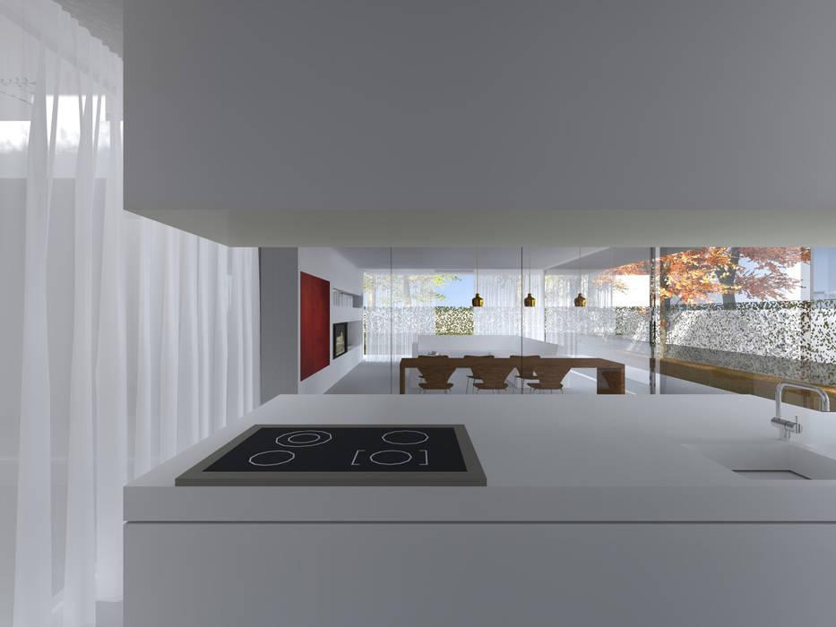 Nuova abitazione bifamiliare di MIDE architetti