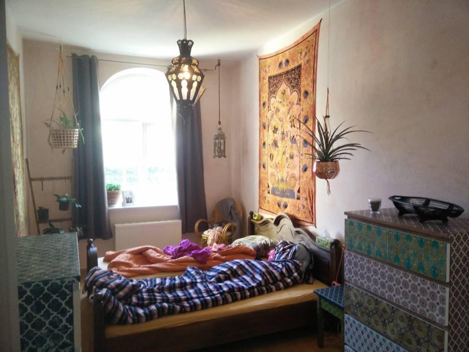 Ikea malm kommode in morrocan style : schlafzimmer von ...
