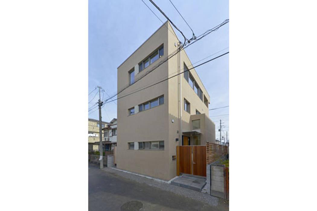 ヒカリとミドリの家: 株式会社Fit建築設計事務所が手掛けた家です。