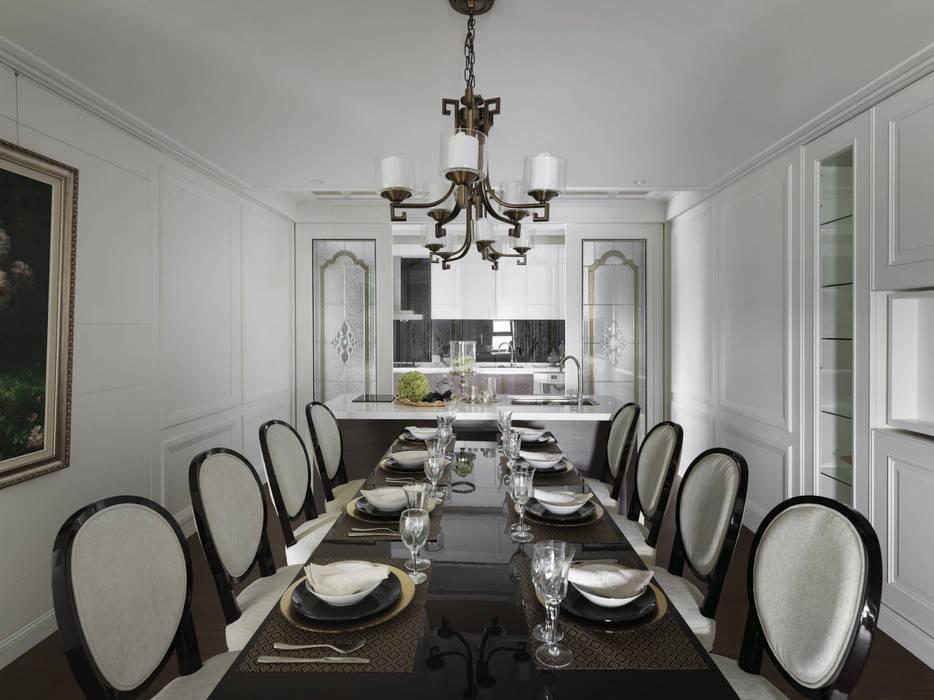 英式古典情挑 根據 大荷室內裝修設計工程有限公司 古典風