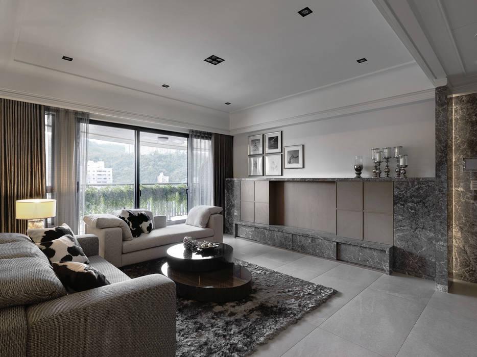 浪漫的歸屬 根據 大荷室內裝修設計工程有限公司 古典風