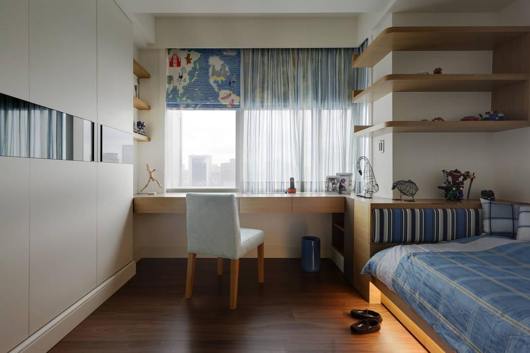 時尚精品宅 根據 大荷室內裝修設計工程有限公司 現代風