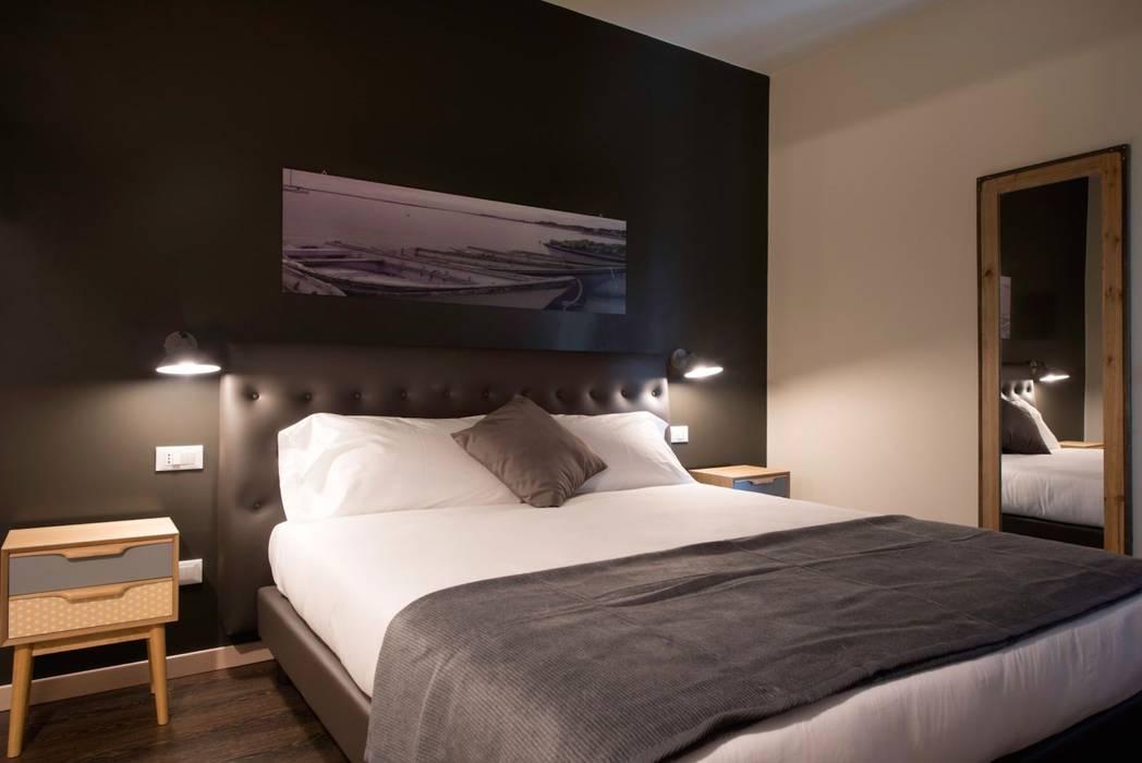progettazione di un bed and breakfast: camera da letto in stile di ...