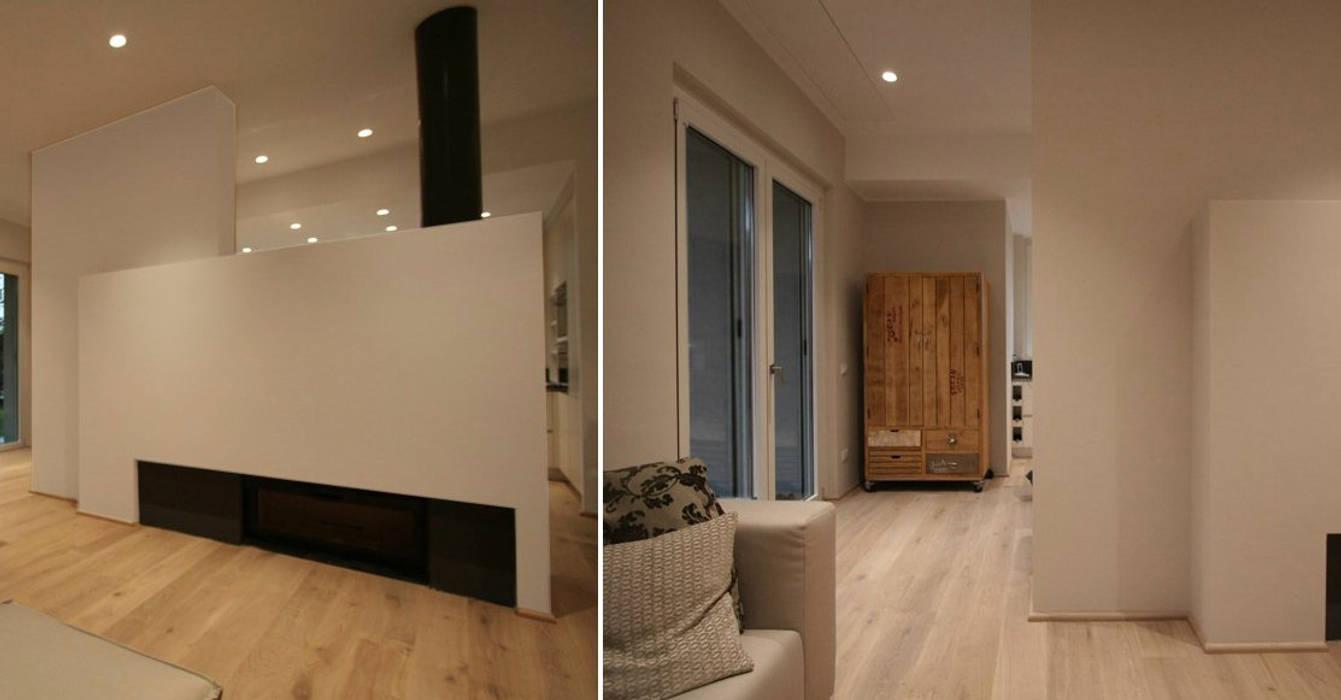 Salon de style  par Studio Maggiore Architettura, Moderne