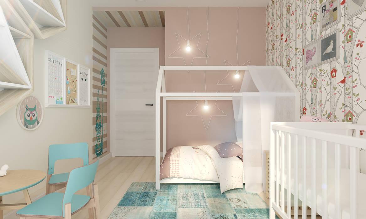 детская комната для двух детей 10 4 квм детские комнаты в