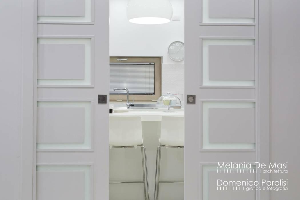 Windows by melania de masi architetto, Modern