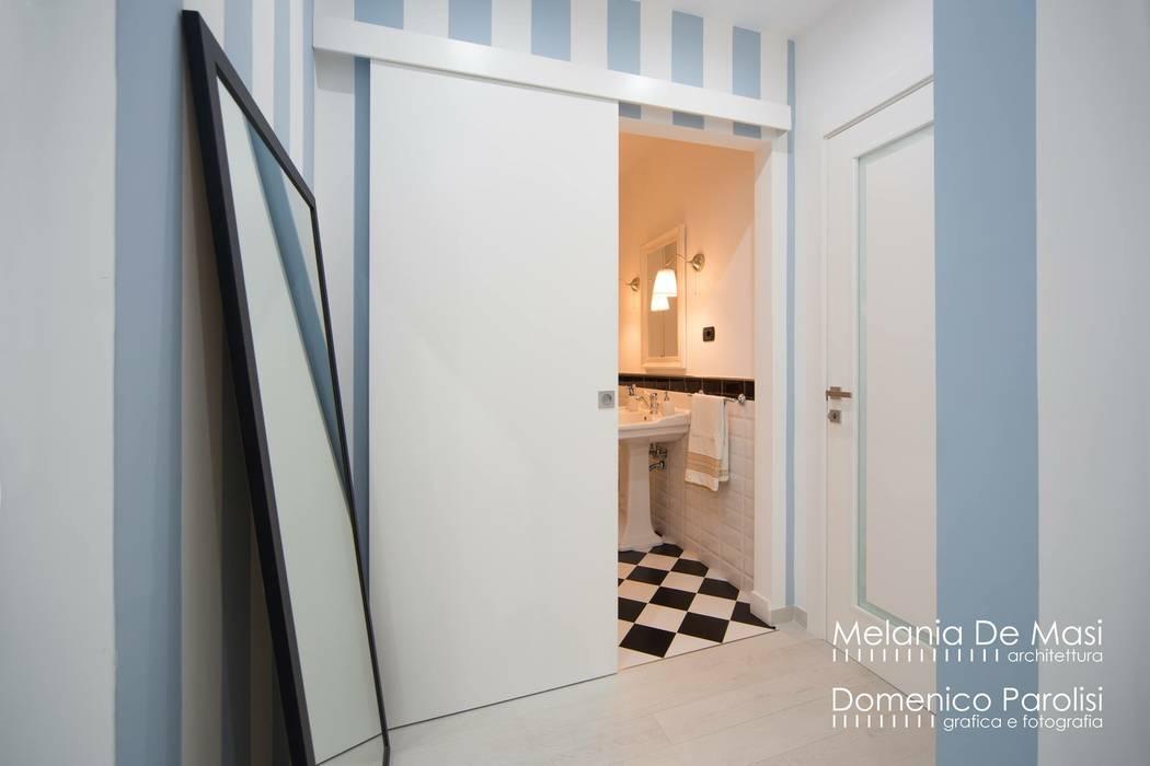 Moderner Flur, Diele & Treppenhaus von melania de masi architetto Modern