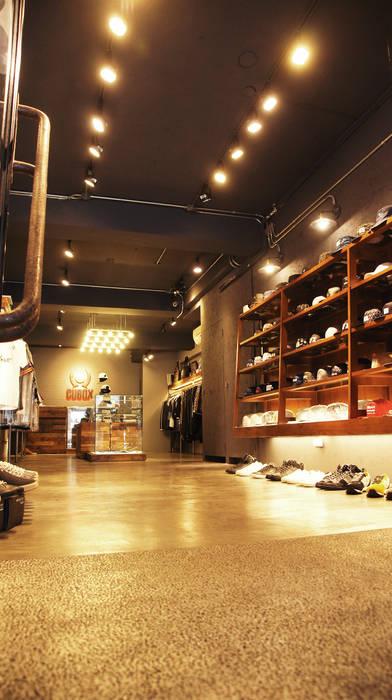 英式紳士風格商業空間:  活動場地 by 光島室內設計