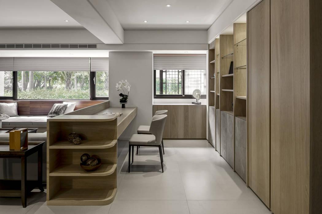與陽光的約會 根據 大荷室內裝修設計工程有限公司 現代風