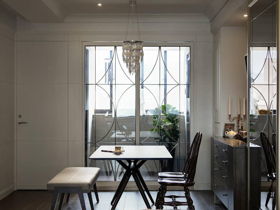 家的風景 根據 大荷室內裝修設計工程有限公司 古典風