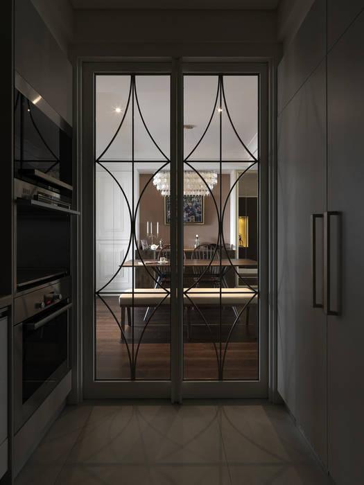 Kitchen by 大荷室內裝修設計工程有限公司, Classic