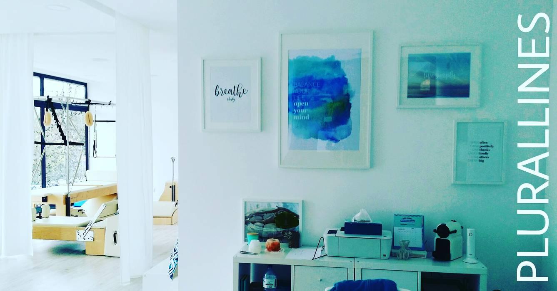 FLOW STUDIO PILATES WELLNESS PLURALLINES - Ideias, Projectos e Gestão Lda Lojas e Espaços comerciais minimalistas