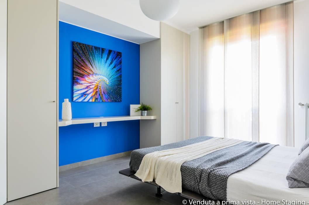 Dormitorios de estilo moderno de Venduta a Prima Vista Moderno