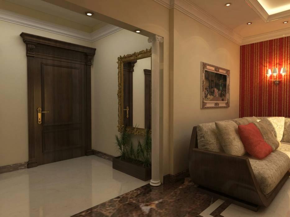 الرواد العرب Living room