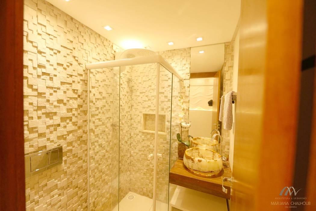 Moderne Badezimmer von Mariana Chalhoub Modern