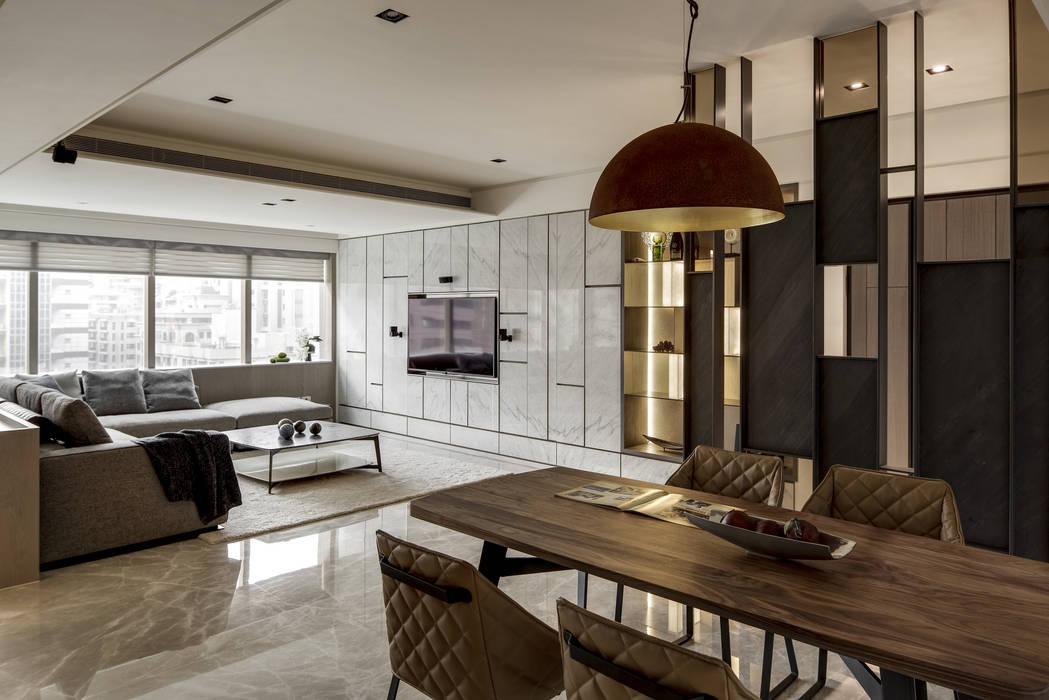 家的眷戀 根據 大荷室內裝修設計工程有限公司 現代風